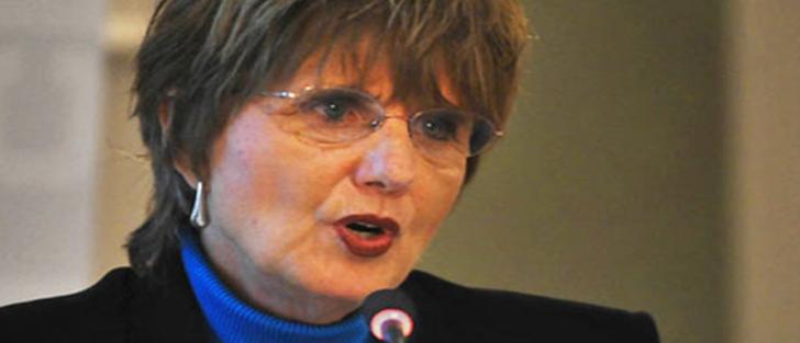 La conferencia de Prof. Dr. Helen Rose Ebaugh