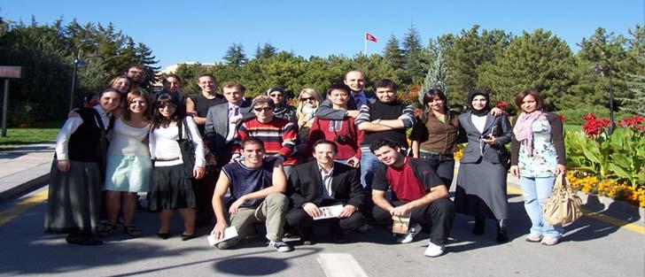 Recorriendo el Puente Hispano-turco
