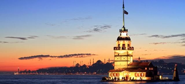 «La Torre de la Chica». Estambul, Turquía