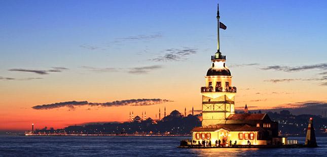 """""""La Torre de la Chica"""". Estambul. Turquía."""