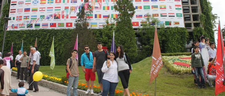 España participa en el Festival de Culturas en Turquía