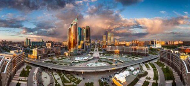 Una nueva región politico-económica: Asia Central