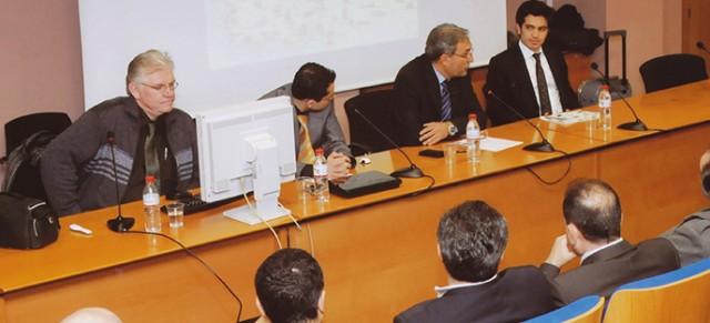 3ª Jornada de Turquía en la Universidad de Murcia