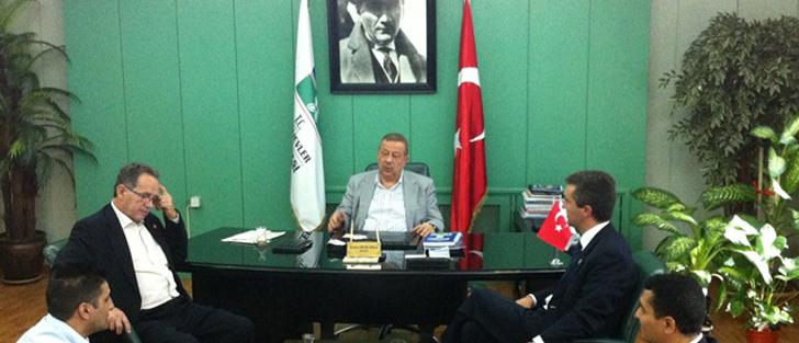 Una visita institucional a Estambul