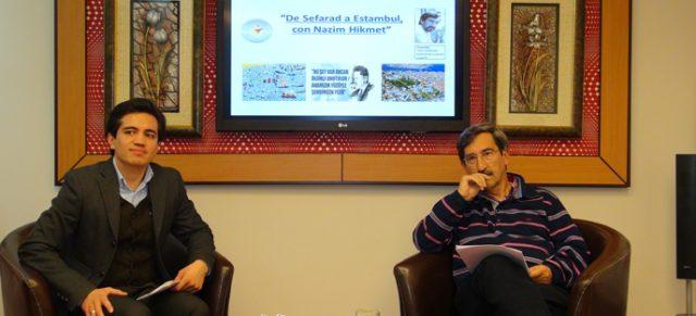 De Sefarad a Estambul, con Nazim Hikmet