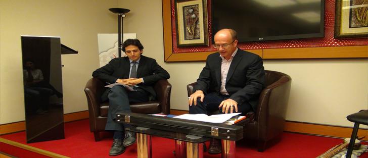 """Halil Bárcena presentará """"Sufismo"""" en la Casa Turca"""