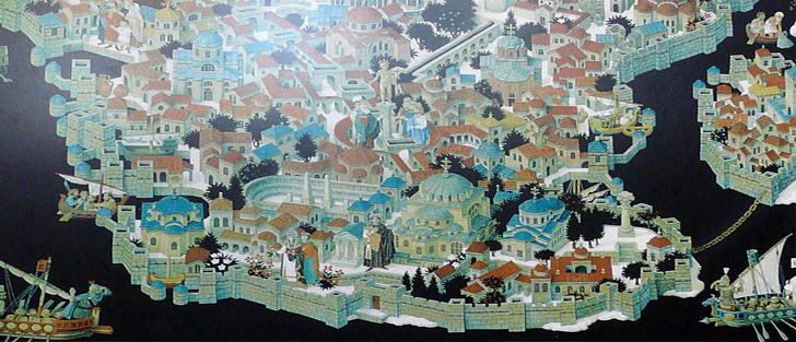 Estambul, Constantinopla, Bizancio