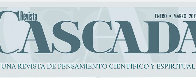 PRESENTACIÓN DE LA REVISTA CASCADA