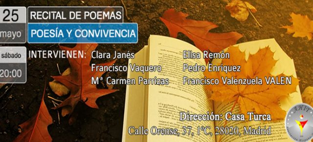 RECITAL DE POEMAS