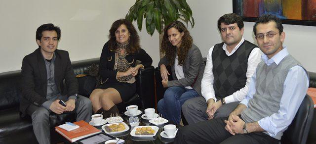 Visita a la sede de Casa Turca de Casa Sefarad-Israel