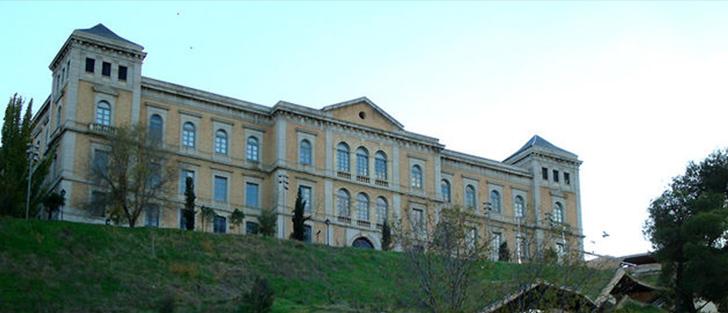 Visita al Presidente de la Diputación Provincial de Toledo