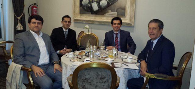 Encuentro con Federico Mayor Zaragoza