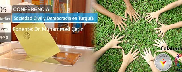 Sociedad Civil y Democracia en Turquía