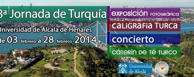 Inaguración: 8ª Jornada de Turquía / Universidad de Alcalá