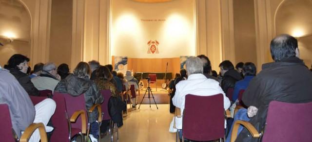 Concierto de música turca en la Universidad de Alcalá