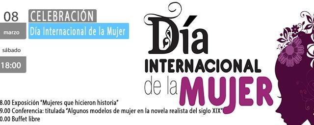 Día Internacional de la Mujer 2014