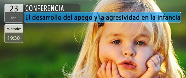 El desarrollo del apego y la agresividad en la infancia
