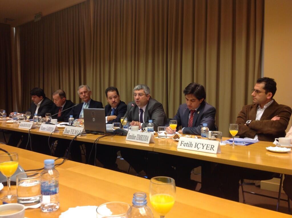 Conferencias con Ihsan Yilmaz en INCIPE
