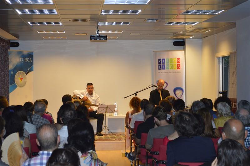 CONCIERTO: Jose María y Otmane Yacoubi