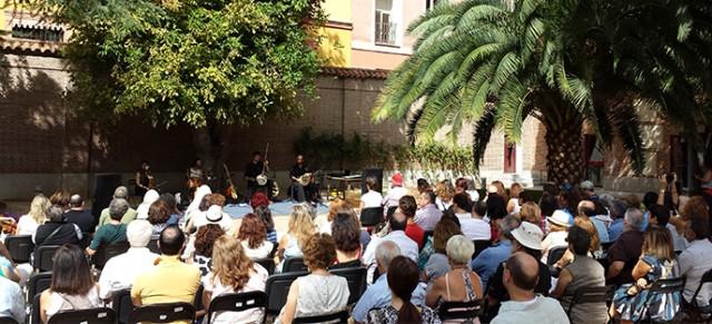"""Concierto: Grupo """"Mariposa"""" en Centro Sefarad-Israel"""