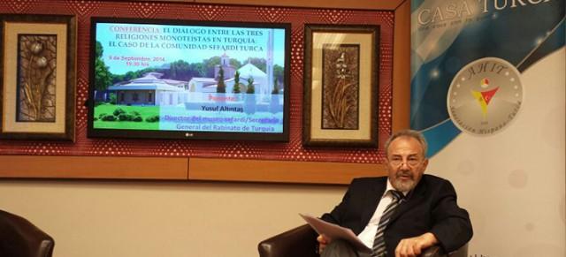 El diálogo entre las tres religiones monoteístas en Turquía