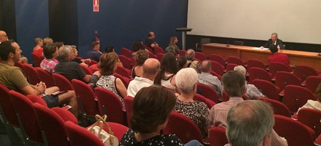 Conferencia: ¿Cómo vive un sefardí en la diáspora?