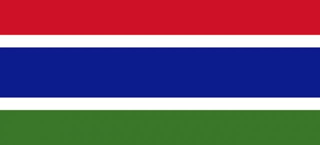 Visita a la embajada de Gambia