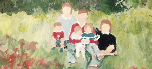 Ganadores del Concurso de Pintura 2015