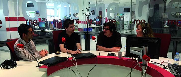 """Casa Turca en el programa """"Nómadas"""", de RNE"""