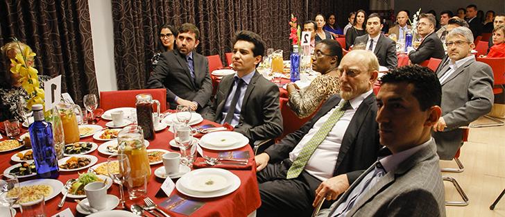 3ª Cena de Ramadán para embajadas