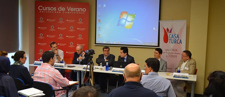 Curso de Verano UCM en San Lorenzo de El Escorial