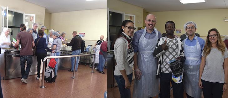 Comedor del Programa Integral San Vicente de Paul