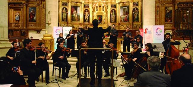 Getafe pone fin al Concierto de Tres Culturas