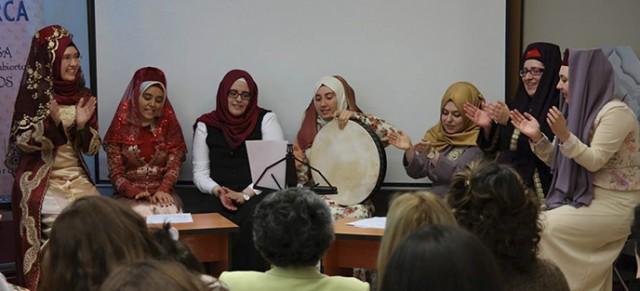 Casa Turca celebra el Día Internacional de la Mujer