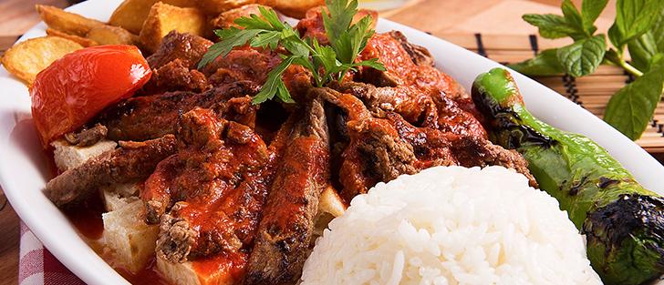 Una clase de la cocina turca en el centro cultural del gusto