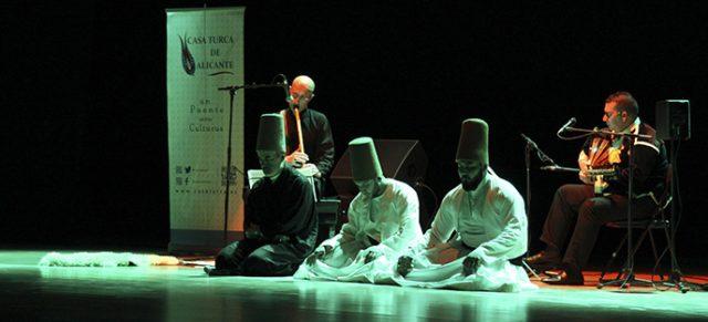 Concierto de Música y Danza Sufí en Alicante