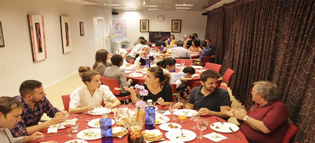 Comienzan las Cenas de Ramadán en Casa Turca