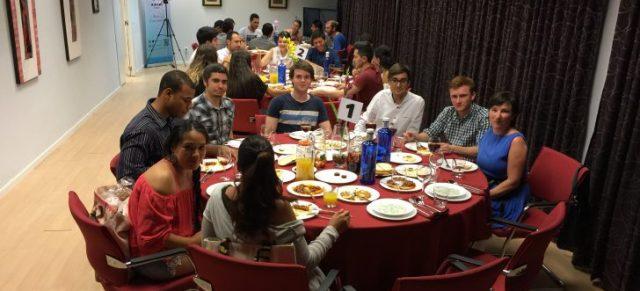 Cena de Ramadán para Estudiantes
