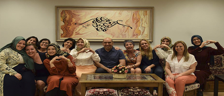 Cena de Ramadán de la Plataforma de Mujeres