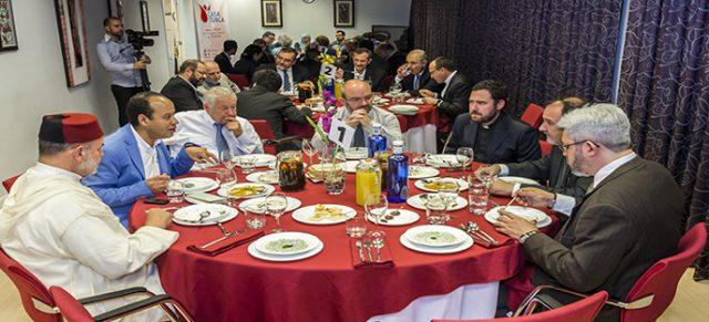 Cena de Ramadán para Religiosos